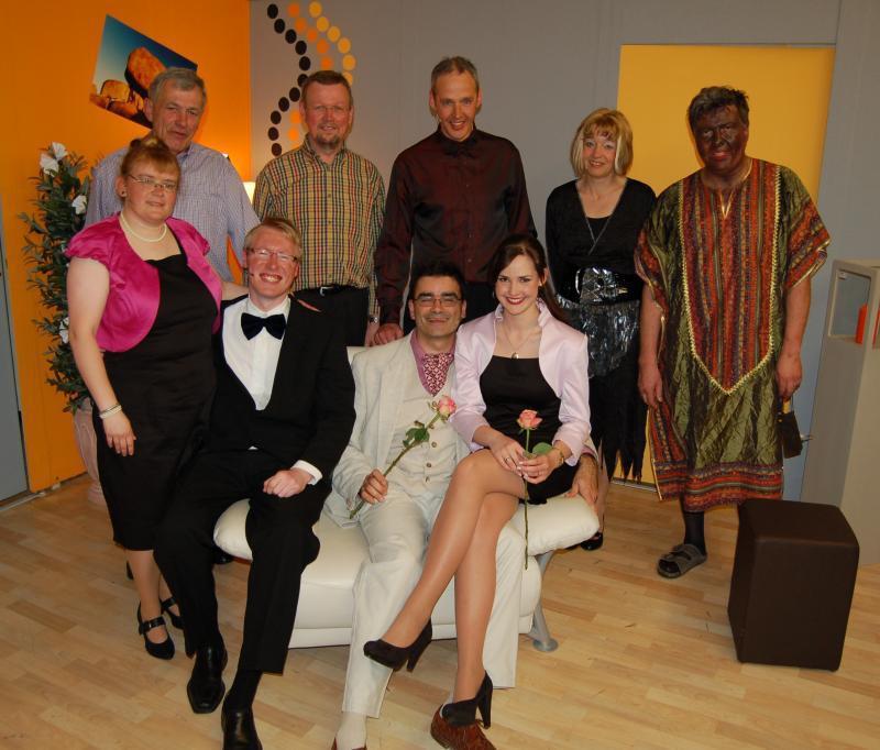Theatercrew 2012