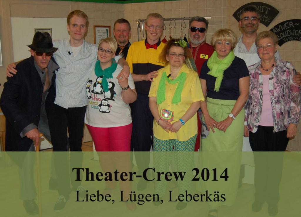 Theatercrew 2014