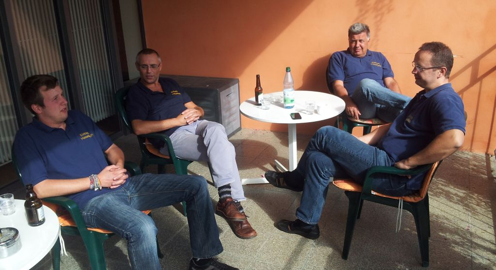 Chorprobetag 2013 in Idstein