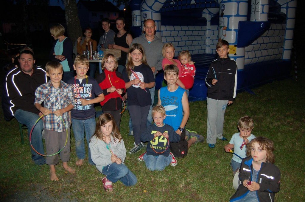Laternenfest 2014