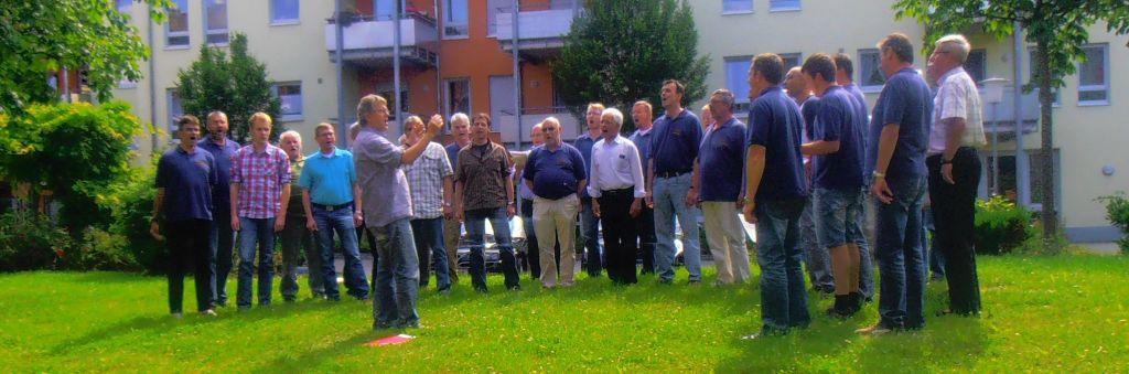 Chorprobetag 2012 in Idstein